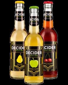 DECIDER Mixed Pack 12er